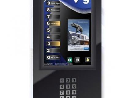 Bottoniera Touch-Screen